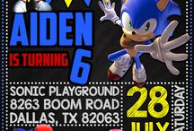 Sonic party