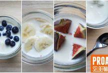 Gesundes Frühstückchen
