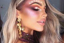 Make up inspo / Inspiration for makeup