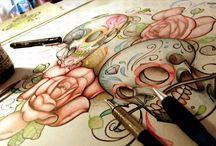 Tattoos / by Sara Bacon