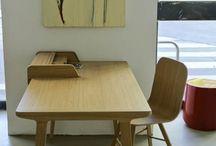 Furniture   Mobilier / by Voir Ci-Contre