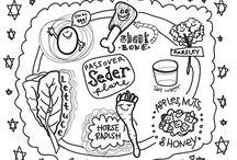 Passover Kids / by Jorie Mark