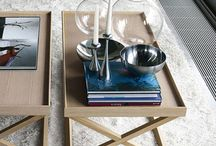 The Catalog Occasional Table Collection / Coffee and side tables galore - a glimpse into the great range at Catalog Ltd.