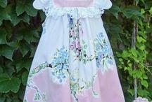 Tablecloth dresses