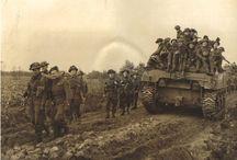 WWII BRITISH 51ST (HIGHLAND) INFANTRY DIVISION