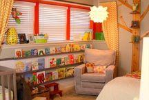 Kids Room and Playroom