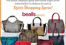 Bealls Outlet- My Style Contest / by Shelby Stevens