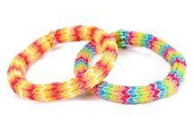 Bracelet rainbow loom