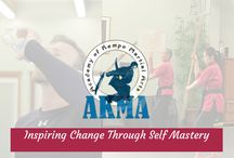 Federal Way Martial Arts / Academy of Kempo Martial Arts in Federal Way Washington.  Motivation, Inspirations, and What We Do.