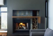 HOME_fire-places / home decor, interior design, fire-places