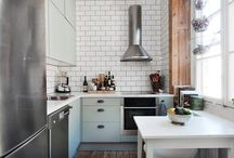 Kitchens  / by Julie Bermijo
