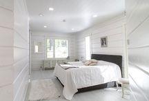 Bedroom lighting | Makuuhuone valaistus