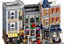 It's a Lego World