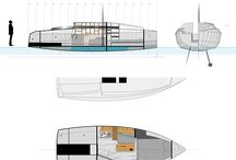 Sailing boats plans