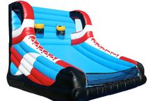 Inflatatable Games / Inflatable game rentals
