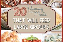 Food-Mixed Recipes