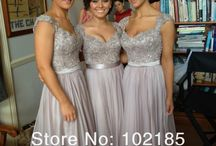 Bridesmaid Dresses / by Alyssa Hutcheson