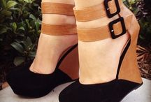 Shoes, Tan