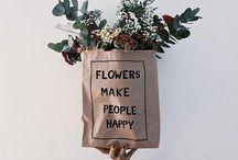 { plants & flowers }