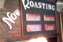 #NowRoasting / Here's what our brick ovens our roasting!