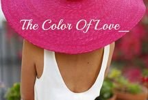 The colour of love / Stunning colours and pictures