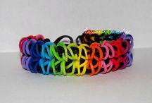 Loom bands  / Fun rubber bands
