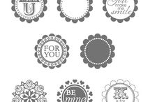 A Round Array stamp set / by Tammy Jo Tanner