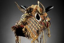 Native American Horse Masks / To the Lakota the Horse was not only the symbol of wealth, but was the extension of the Warrior who owned the horse. The Warrior had such high esteem and honor for his horse that he would decorate his animal to symbolize bravery in battle, intimidation or the presence of a powerful spirit being. A Celebration of the Horse Nation