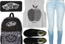 Conjuntos de moda juvenil