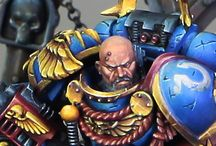 Jens Space Marine Army / Where I collect pictures of space marines, for inspiration for a Space Marine army I'm not making