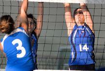 III divisione F vs Idea volley / Foto della III divisione femminile YZ Volley nella partita contro Idea Volley.