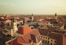 Oradea from above