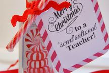 Teacher Gifts / Cute ideas to impress all you favs no matter what the occasion!