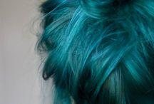 Hair Inspiration / by Emily Gordon