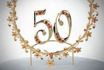 50 years / by Teresa Comerate Harwell