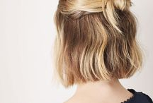 girl daily hair / for your daily look