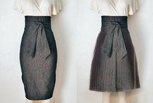 Ingenue skirts