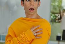 Carlos de Vil / For the one and only Cameron Boyce. Favorite child/teenage actor, hands down! ❤️