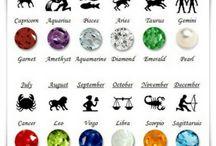 Gems and Zodiac