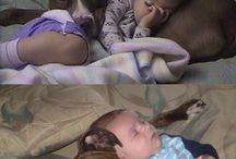 Kids and animals!!! Cute overload