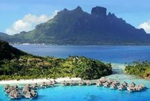 Places I Want To Holiday