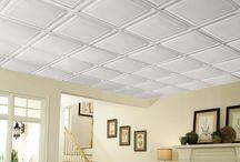 Bsmt drop ceilings