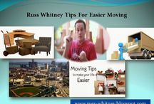 Russ Whitney Tips for Easier Moving