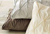Pillow loving / Ideas for pillows.