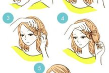 short hairstyles tutorials