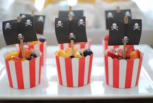 Children... Pirate Party / Aargh me hearties! Planning a pirate birthday party? Look no further!