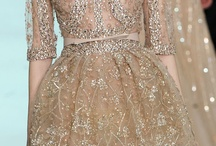 Fashion: Glam / It never hurts to enjoy a beautiful dress