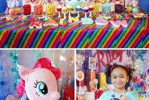 Fiesta little ponnys