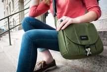 Tamrac Lifestyle / We make great bags designed to follow you everywhere.