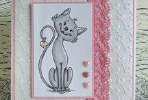 Oak Pond Creations Cards by Julie Gleeson